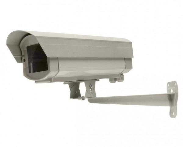 Aluminium Kamera Gehäuse für die Aussenmontage Überwachungskamera incl. Halter