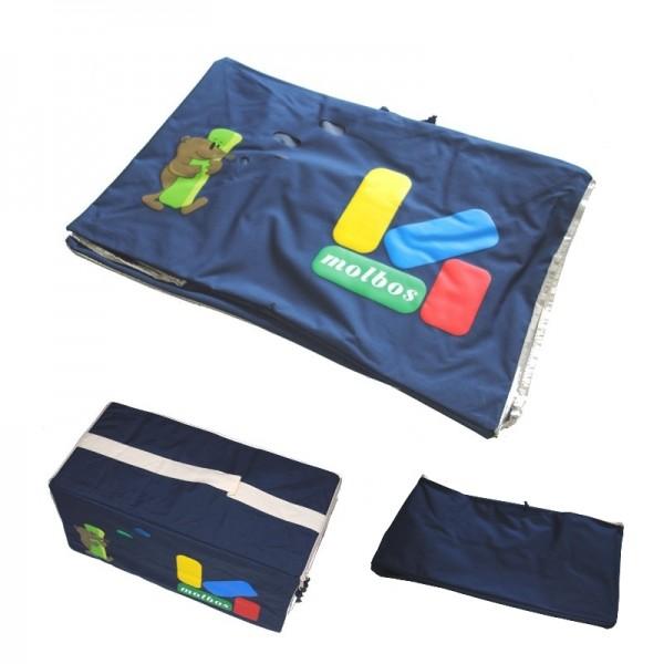 20x Tasche Aufbewahrung 60 x 40 x 40 cm Strand Garten Spielzeug Wäsche Ware