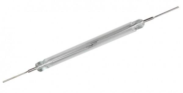 4x Reedkontakte 50x5mm bis 230V 1A belastbar (Magnetkontakt,Reed-Kontakt)