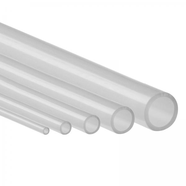 Silikonschlauch Transparent -60°C bis 200°C Schlauch Meterware