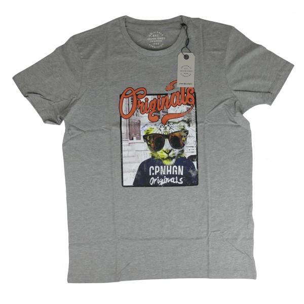 Jack&Jones Herren T-Shirt XS,S,M,L,XL,XXL Print