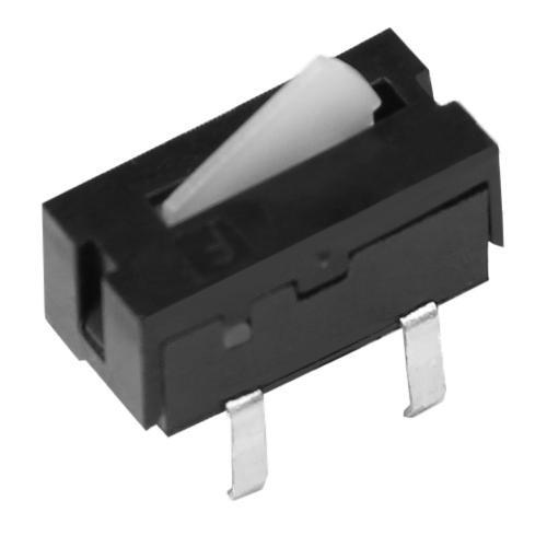10x Miniatur Taster WS-XW-08B Drucktaster Mikrotaster Mikroschalter mini