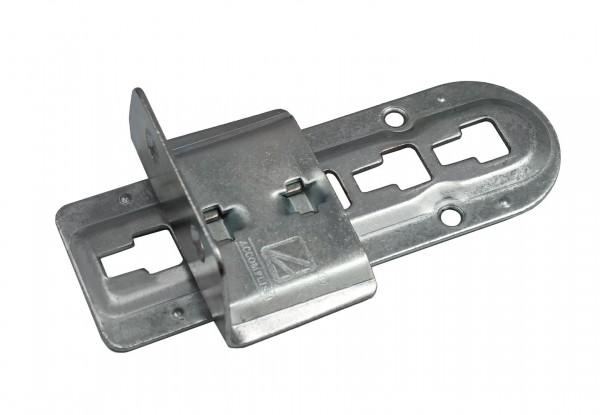 Möbelverbinder höhenverstellbar Bettverbinder Verbinder Metallverbinder 9-04