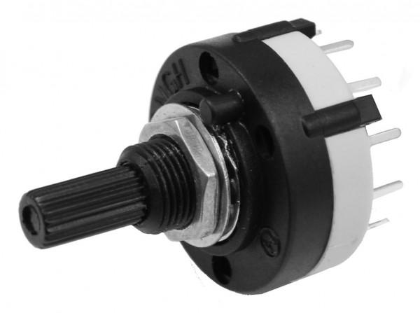 Drehschalter Stufenschalter Schalter Switch Pole Stellung