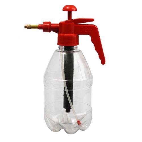 Drucksprüher Pumpsprüher Pumpsprühflasche Zerstäuber Sprühflasche 1,5 Liter