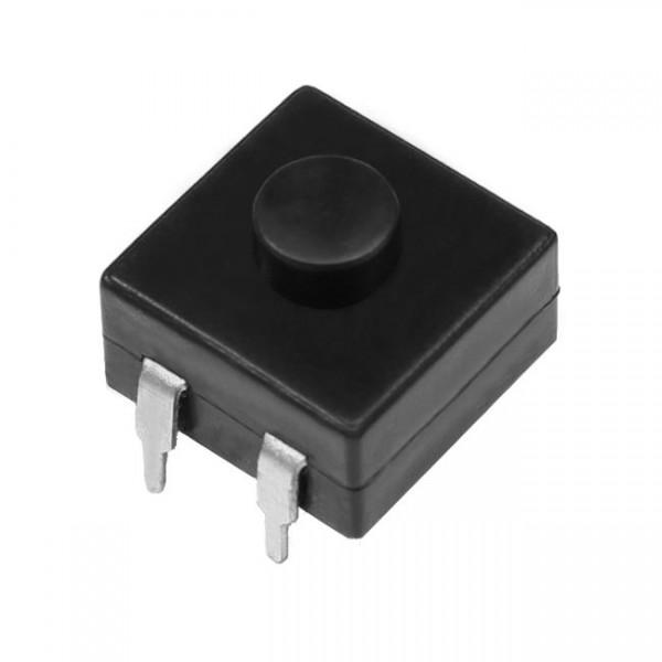 10x Miniatur Wechselschalter 13x12x7mm Druckschalter mini Universal Schalter