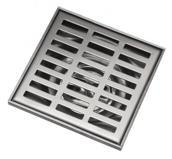 Edelstahl Duschablauf Bodenablauf Duschrinne DN40 Geruchsverschluss Ablauf