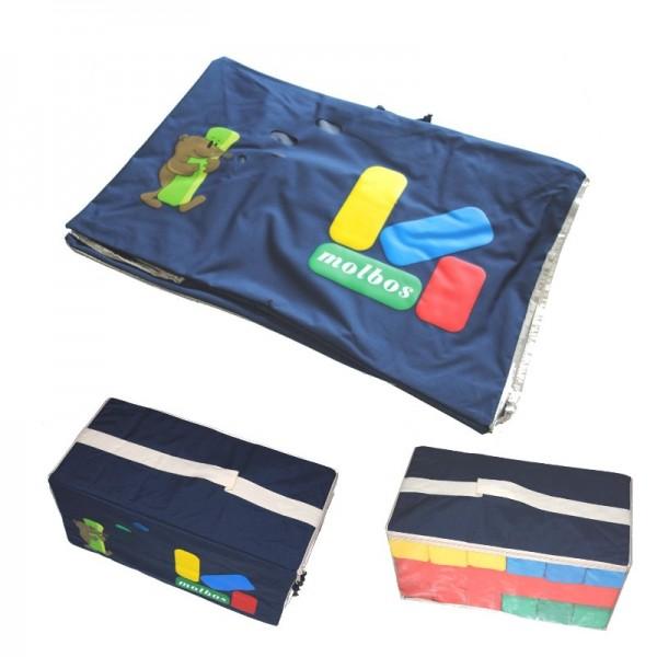 20x Tasche Aufbewahrungl 60 x 30 x 30 cm Spielzeug Strand Garten Wäsche Ware